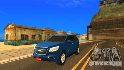 Chevrolet TrailBlazer 2015 LTZ для GTA San Andreas