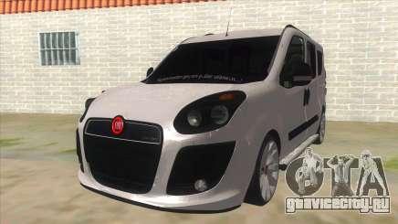 Fiat Doblo 2015 Series для GTA San Andreas