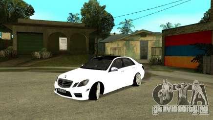 Mercedes-Benz E250 Armenian для GTA San Andreas