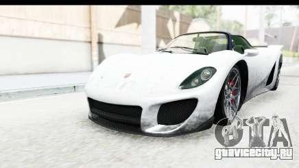 GTA 5 Pfister 811 SA Lights для GTA San Andreas