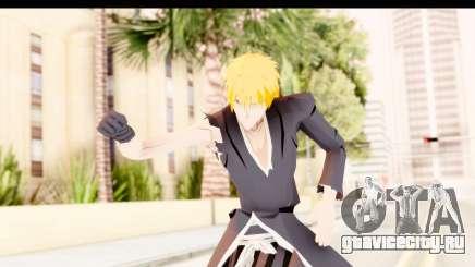 Bleach - Ichigo M для GTA San Andreas