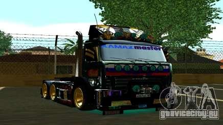 КамАЗ 65115 TURBO DIESEL для GTA San Andreas