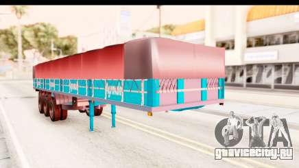 Trailer Brasil v4 для GTA San Andreas