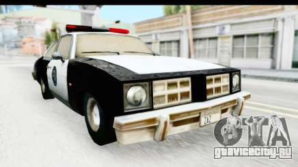 Pontiac Ventura LSPD from Silent Hill 2 для GTA San Andreas