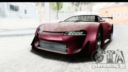 GTA 5 Emperor ETR1 SA Lights для GTA San Andreas