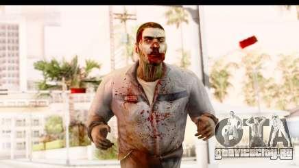 Left 4 Dead 2 - Zombie Worker для GTA San Andreas
