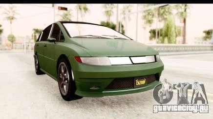 GTA 5 (4) Dinka Perennial для GTA San Andreas