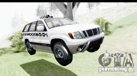 GTA 5 Canis Seminole Taxi Milspec для GTA San Andreas