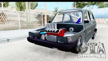 Fiat 147 для GTA San Andreas