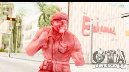 ArmyMen: Serge Heroes 2 - Man v3 для GTA San Andreas