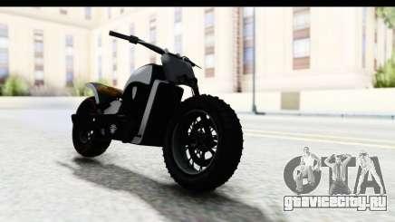 GTA 5 Western Gargoyle Stock для GTA San Andreas