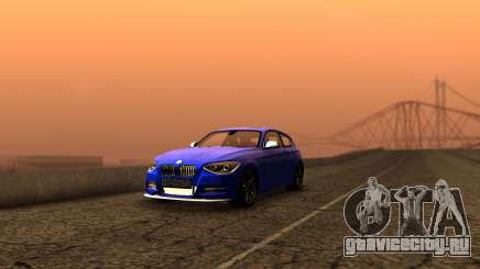 BMW M135i ISlaite Edition для GTA San Andreas