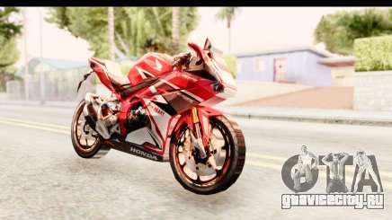 Honda CBR250RR для GTA San Andreas