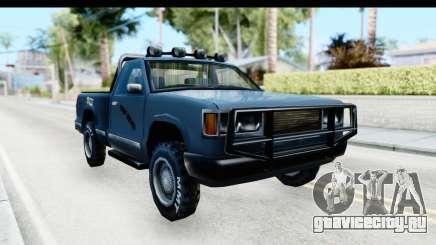 Yosemite Off-Road v2 для GTA San Andreas