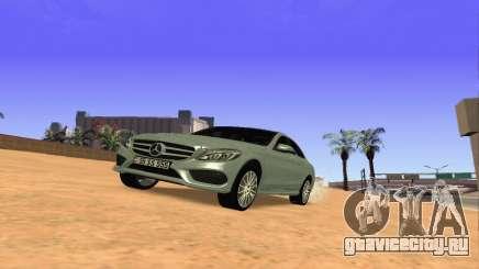 Mercedes-Benz C250 Armenian для GTA San Andreas