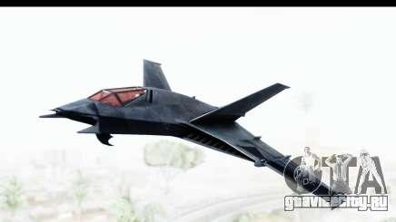 Batman Arkham Origins - Batwing для GTA San Andreas
