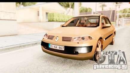 Renault Megane 2 Sedan 2003 для GTA San Andreas