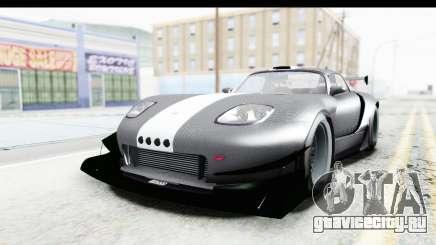 GTA 5 Bravado Banshee 900R Carbon Mip Map IVF для GTA San Andreas