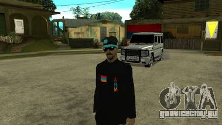 Armenian Skin для GTA San Andreas