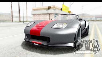 GTA 5 Bravado Banshee 900R Carbon Mip Map для GTA San Andreas