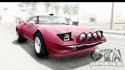 GTA 5 Lampadati Tropos Rallye No Headlights для GTA San Andreas