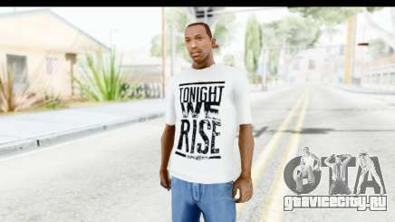 Skillet T-Shirt для GTA San Andreas