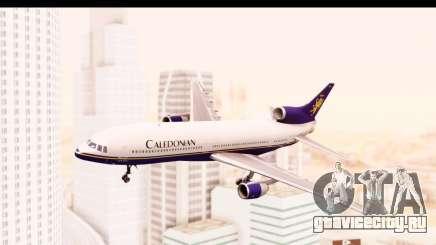 Lockheed L-1011-100 TriStar Caledonian для GTA San Andreas