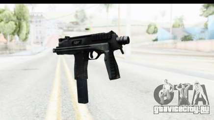 Brügger & Thomet MP9 для GTA San Andreas