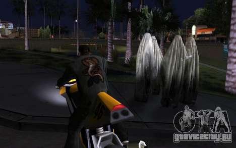 Transparent Ghost для GTA San Andreas третий скриншот