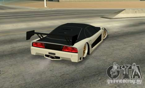 Turismo Major для GTA San Andreas вид слева