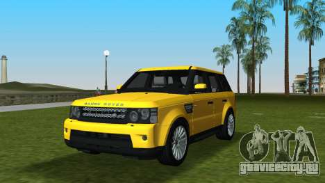 Range Rover Sport HSE (Rims 1) v2.0 для GTA Vice City