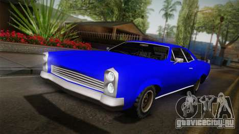 Bestia 1971 from Midnight Club 2 для GTA San Andreas