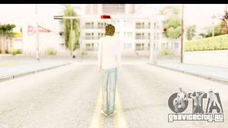 L Lawliet (Death Note) для GTA San Andreas третий скриншот
