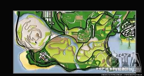 Remaster Map Full Version для GTA San Andreas