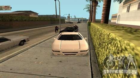 Cheetah Mod для GTA San Andreas третий скриншот