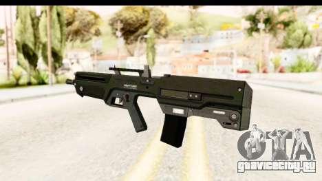 GTA 5 Vom Feuer Advanced Rifle для GTA San Andreas второй скриншот