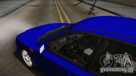 Subaru Impreza WRX STI GC8 1999 v1.0 для GTA San Andreas вид сзади