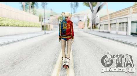 Suicide Squad - Harley Quinn для GTA San Andreas третий скриншот
