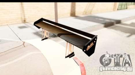 Honda Civic Vtec 2 Berkay Aksoy Tuning для GTA San Andreas вид изнутри