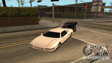 Cheetah Mod для GTA San Andreas второй скриншот