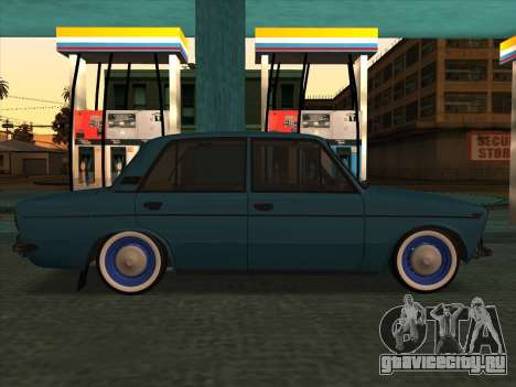 ВАЗ 2103 Ресто для GTA San Andreas вид слева