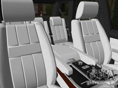 Range Rover Sport HSE (Rims 1) v2.0 для GTA Vice City вид снизу