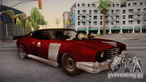 Ford Landau 1973 Mad Max 2 для GTA San Andreas