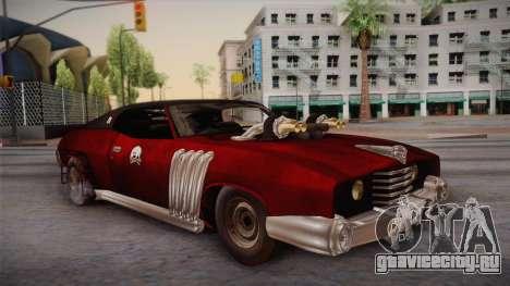 Ford Landau 1973 Mad Max 2 для GTA San Andreas
