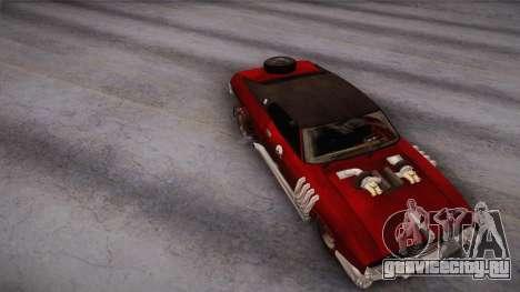 Ford Landau 1973 Mad Max 2 для GTA San Andreas вид справа
