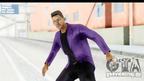Will Smith Fresh Prince of Bel Air v2 для GTA San Andreas