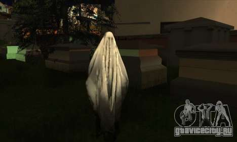 Transparent Ghost для GTA San Andreas четвёртый скриншот