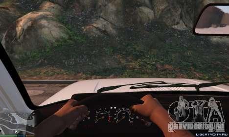 Lada Niva 21214 Final v1.3 для GTA 5 вид сзади