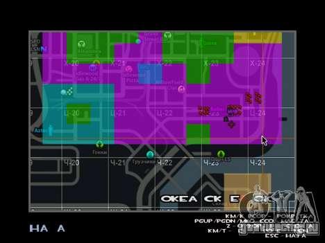 C-HUD BREZZ для GTA San Andreas второй скриншот