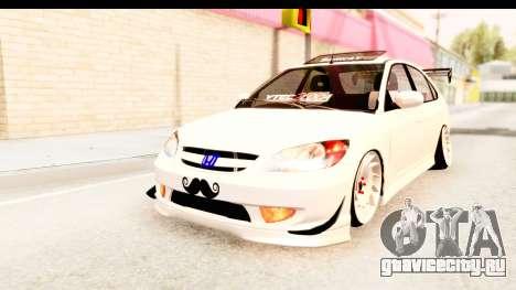 Honda Civic Vtec 2 Berkay Aksoy Tuning для GTA San Andreas